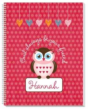 I really hated the owl trend. And this design has made use more money than any other. Ugh.