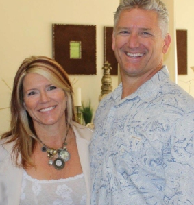 Erin and Mark Sarpa, owners of StationeryHQ.com