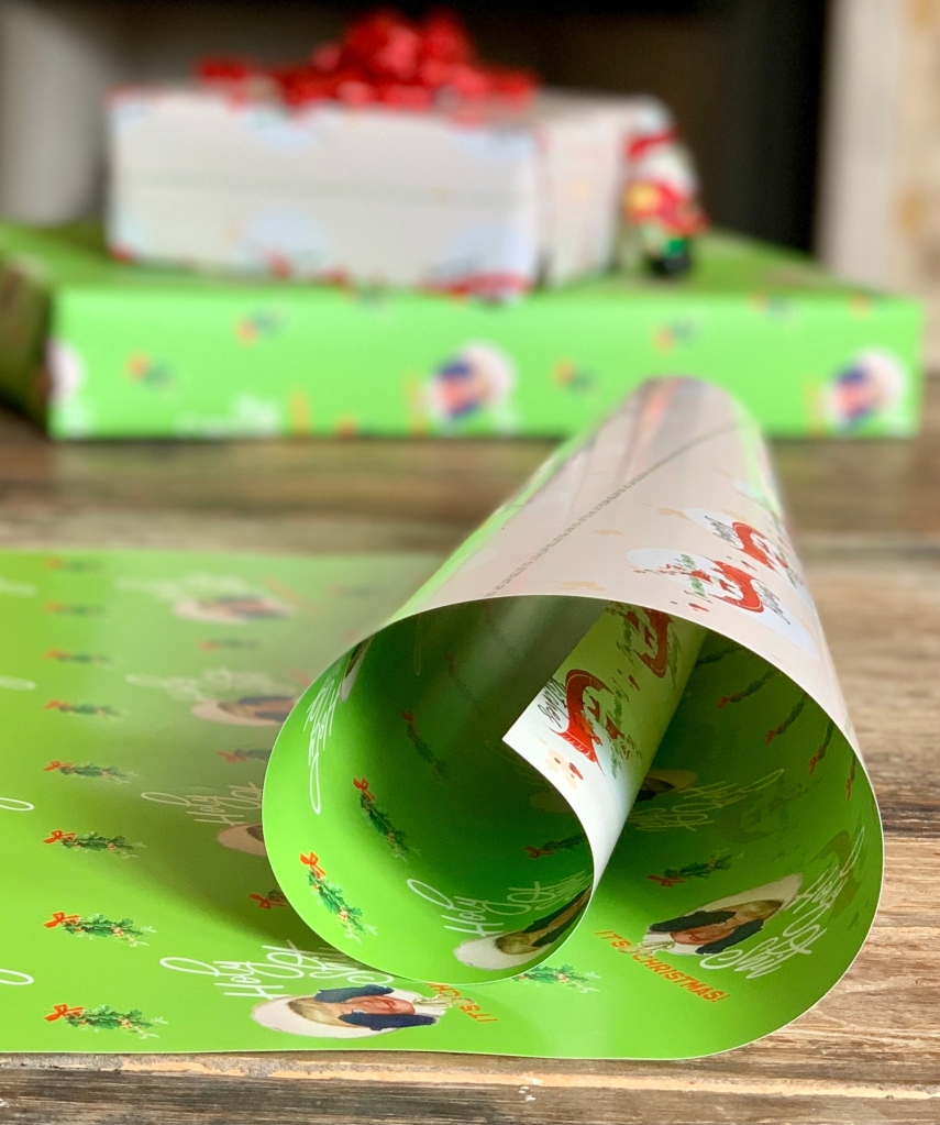 Wholesale Custom Wrapping Paper, printed on demand